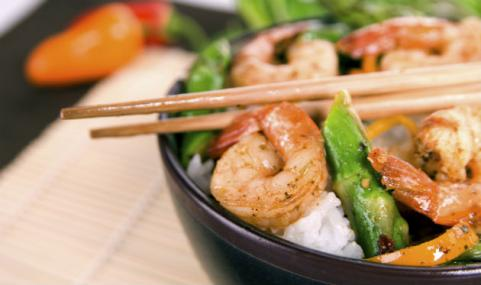 Fit Food: Shrimp
