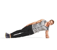 Isometric Side Hold