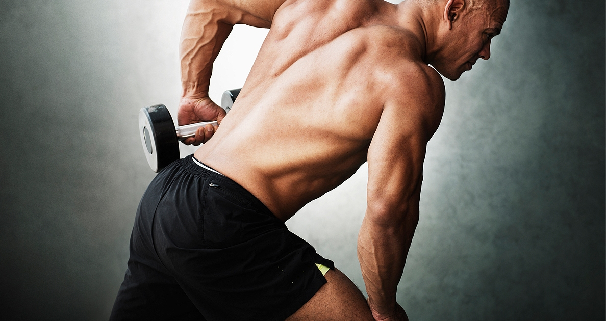 The Best Dumbbell Only Triceps Workout