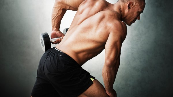 The Best Dumbbell-only Triceps Workout