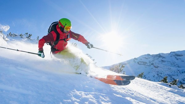 Get fit for a winter on the slopes