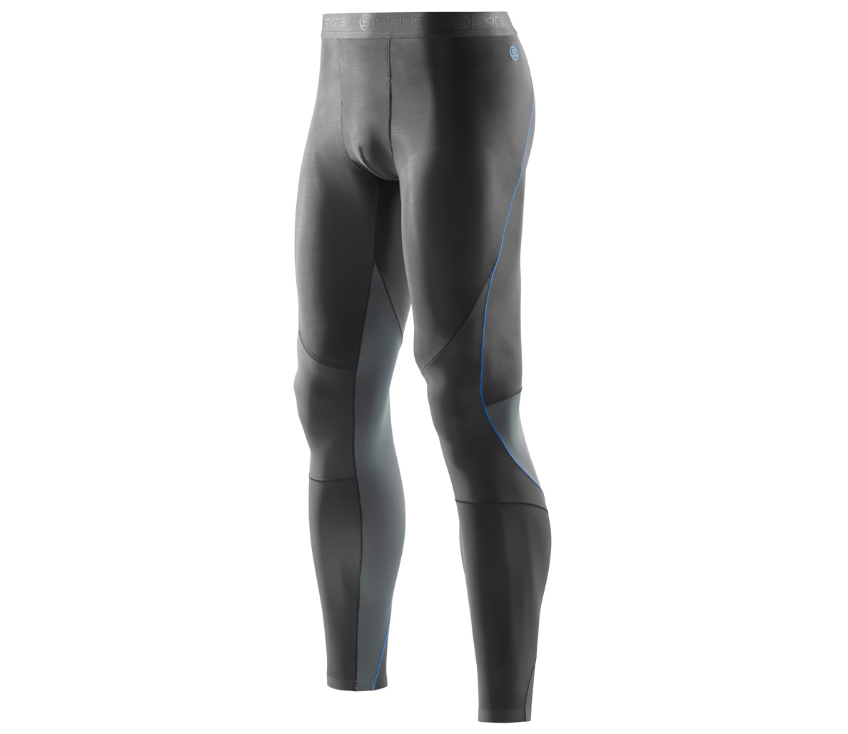 Evoshield Men/'s Recovery DNA Compression Pants Tights Gray//Black Size XL