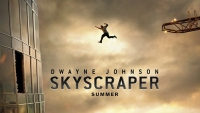 'Skyscraper' Poster Physically Impossible, According to Twitter