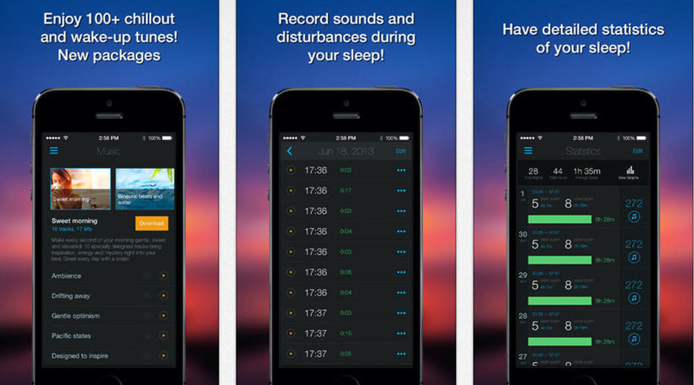 6 mobile apps to monitor your sleep without a tracker Men's