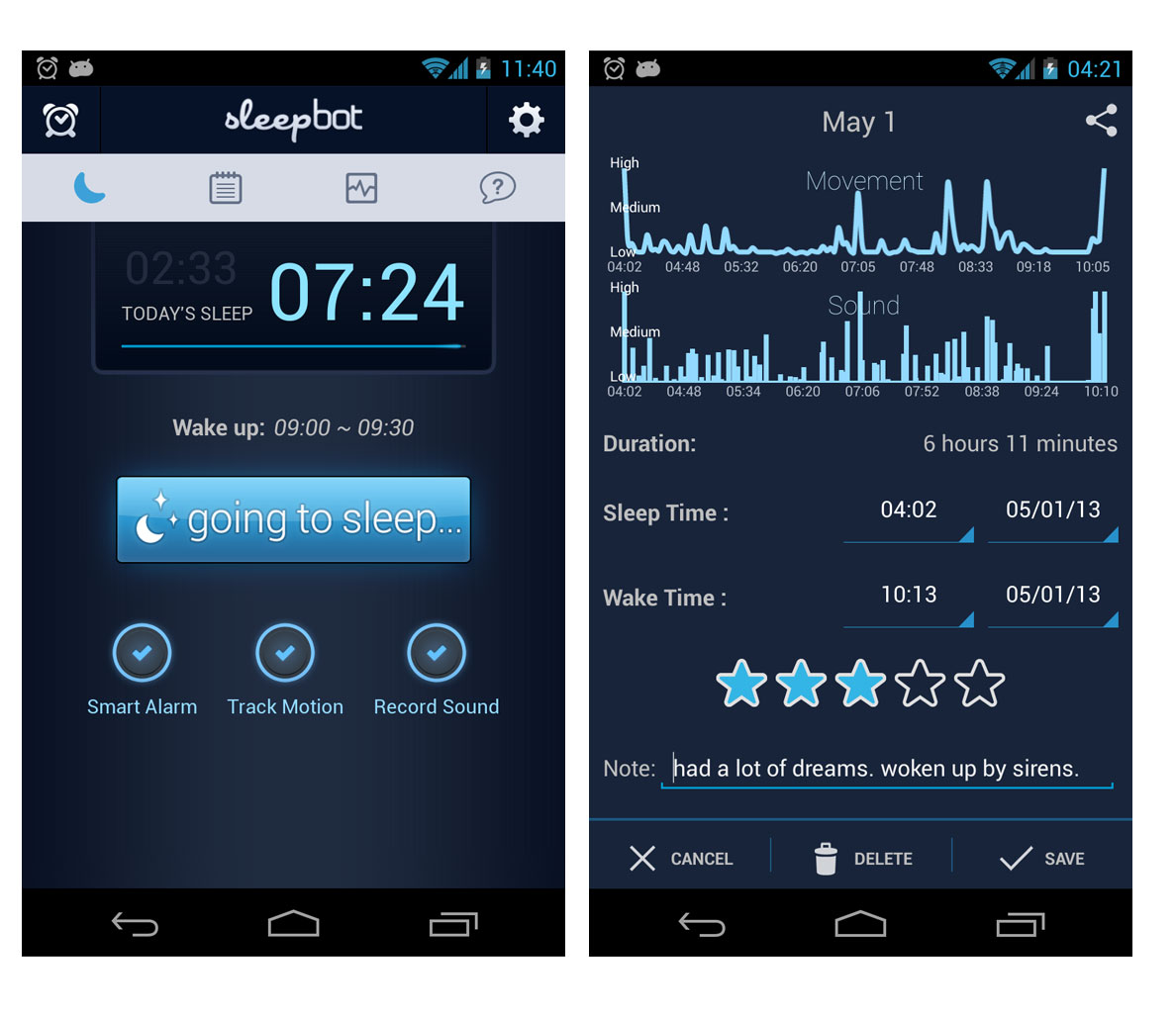 6 Mobile Apps To Monitor Your Sleep Without A Tracker Mens Fitness