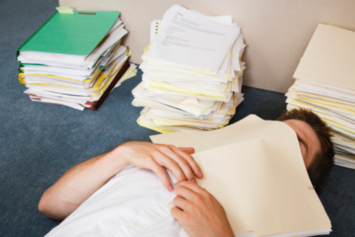 Sleeping on the Job: Should You Nap at Work?