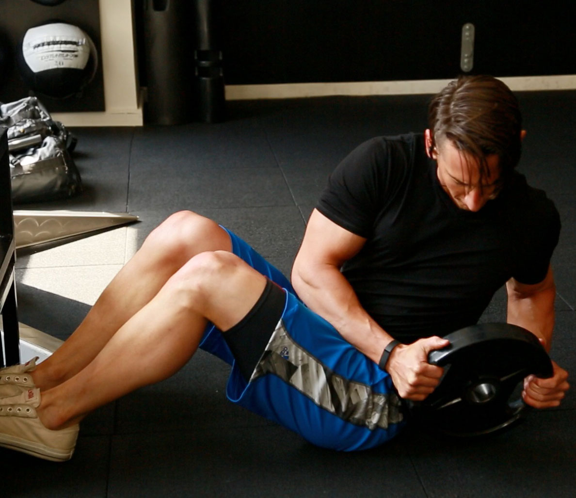 Six-Pack Abs Circuit Video
