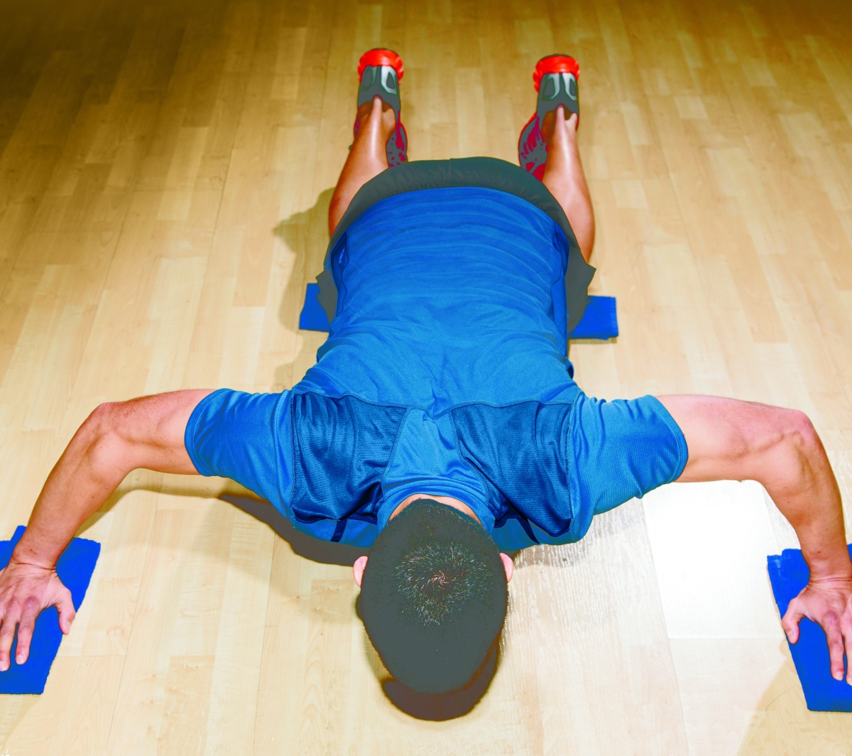 Use this Body Weight Workout to Get Ripped Fast