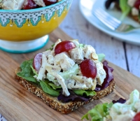 16. Recipe: Chicken Salad with a Twist