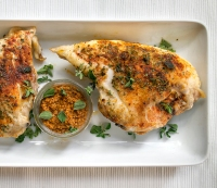 Recipe: Maple and Smoked Paprika Chicken
