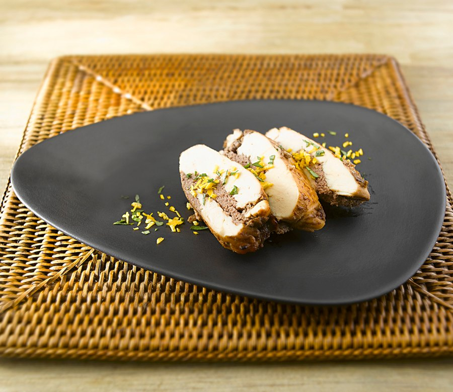 Recipe: Chicken Thigh Cutlets Stuffed with Olive and Dried Plum Tapenade