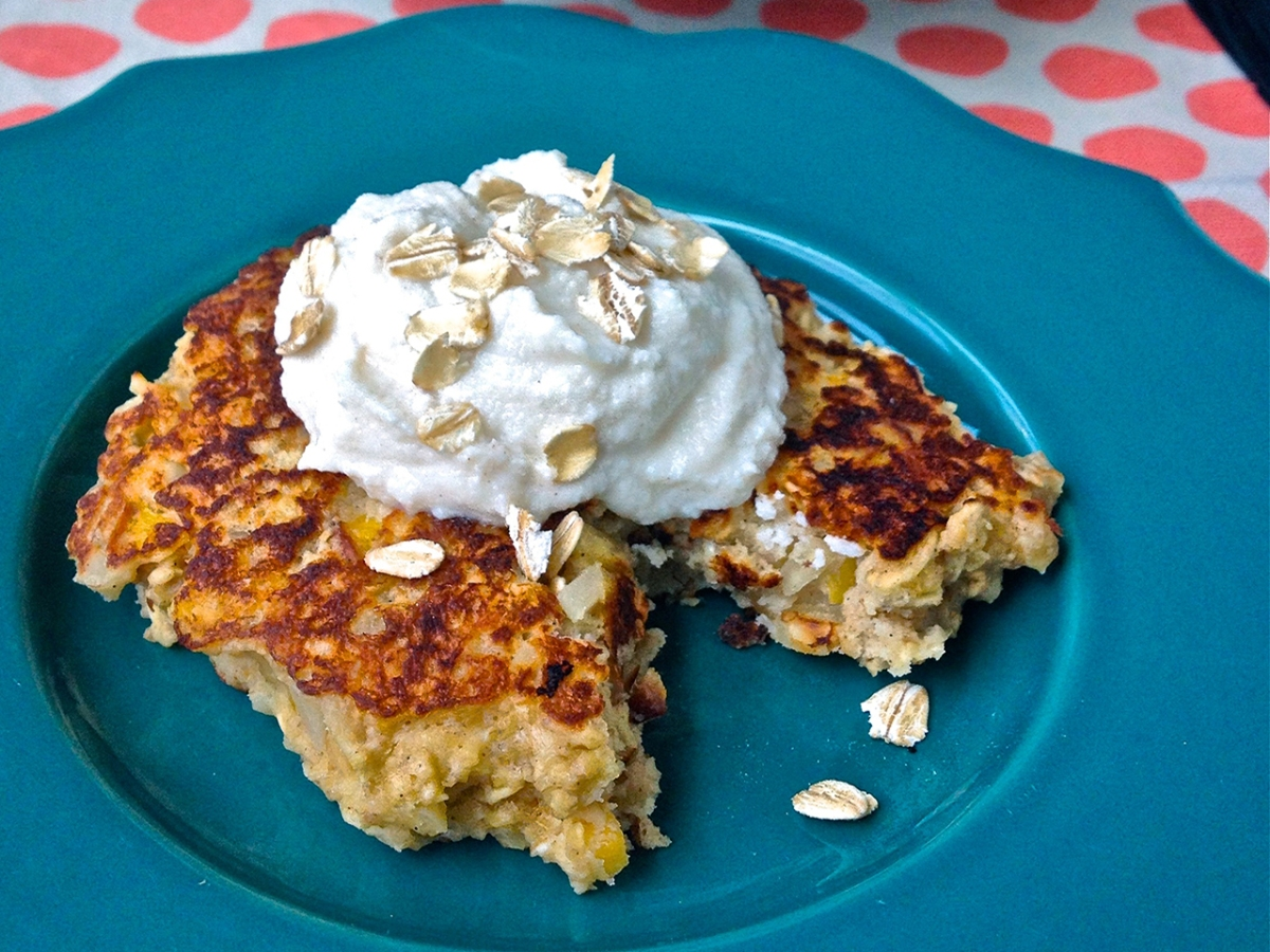 Recipe: How to Make Oatmeal Griddle Cakes