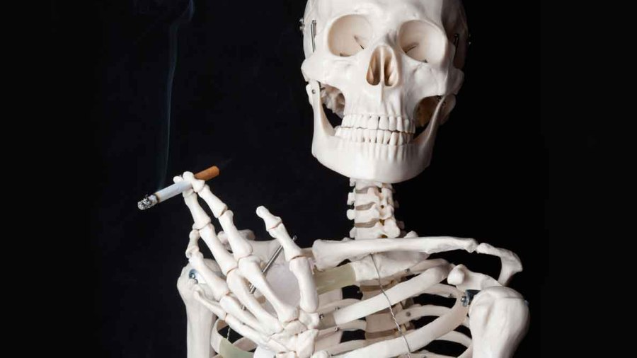 Smoking 10 Cigarettes a Day Takes 10 Years Off Your Life