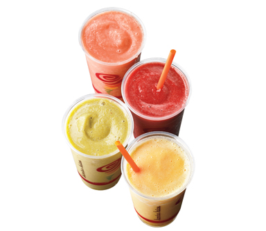 Smoothie Favorites from the Inside Guys