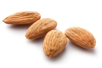 Almonds (On Yogurt)—Breakfast 2