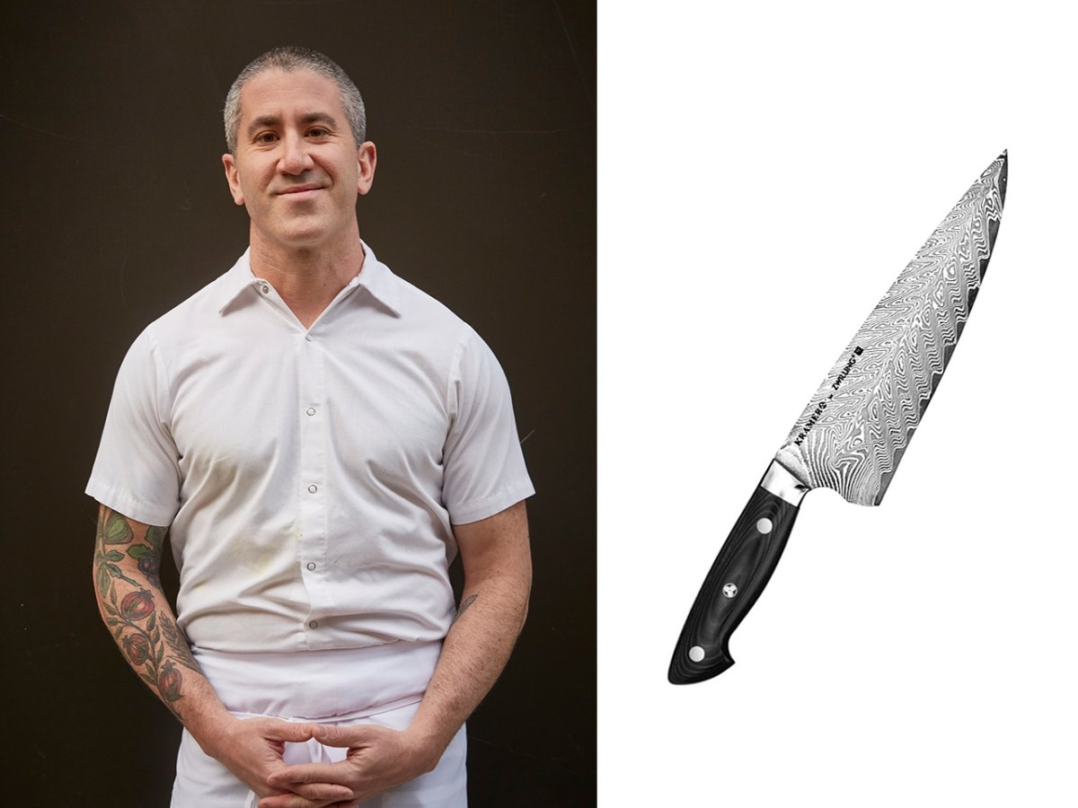 The Best Chef S Knives According To 10 Of The Best Chefs In America