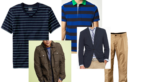 Spring Style for Every Body Type – the Skinny Guy