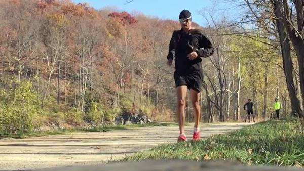 Alex Anyse Interview: The Inspiring Reason the Ultra-Runner is Taking on the 153-Mile 'Spartathlon'