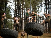 The Strength Training Regimen That'll Help You Dominate Any Obstacle Course