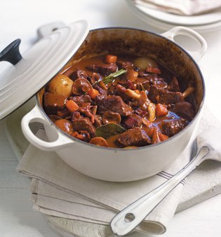 Spicy Beef and Wild Mushroom