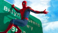 Spider-Man Homecoming poster Marvel