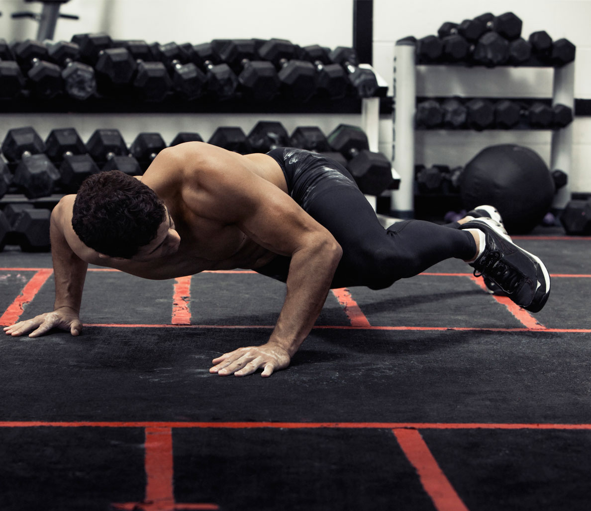 5 Bodyweight Exercises You Can Do Without a Gym