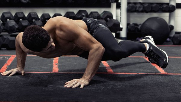 5 bodyweight exercises without a gym
