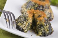 5. Parmesan Spinach Cakes