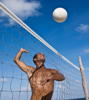 Playing Sports Helps Maintain Bone Density