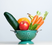 5. Stock Up: Lots and lots of produce