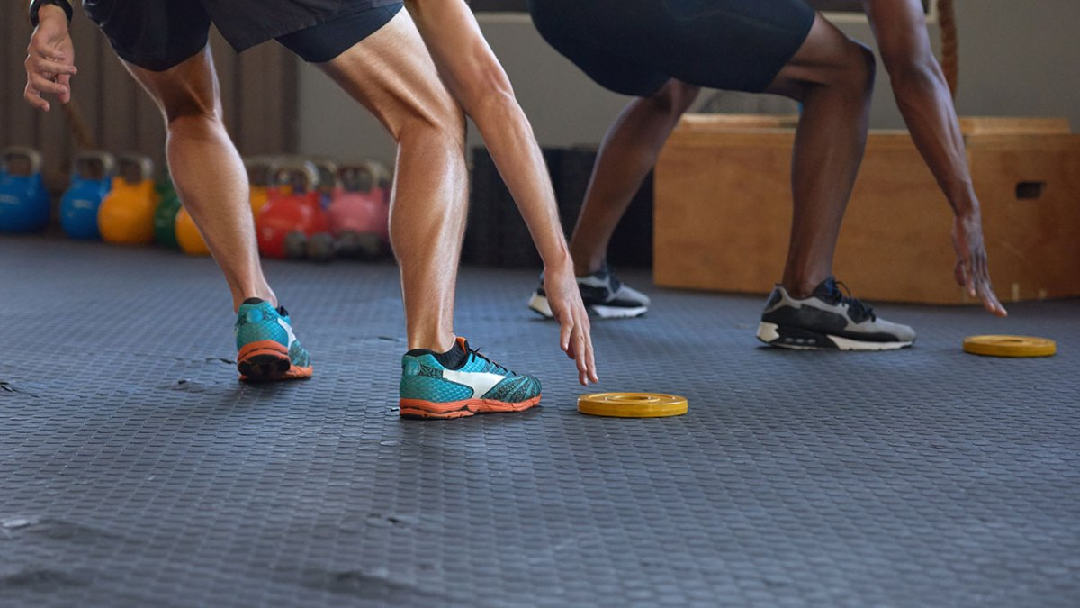 5 Fat-burning Speed and Agility Drills