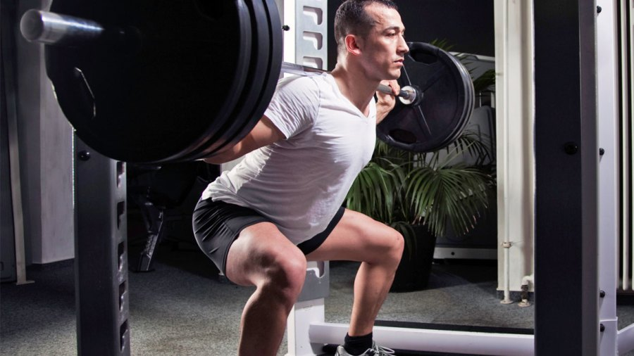 Full body workout routine before cardio