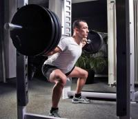 11) Weights come before cardio on leg day