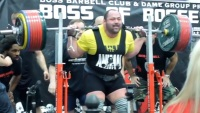 Andrey Malanichev Sets New World Record With 1047-Pound Squat