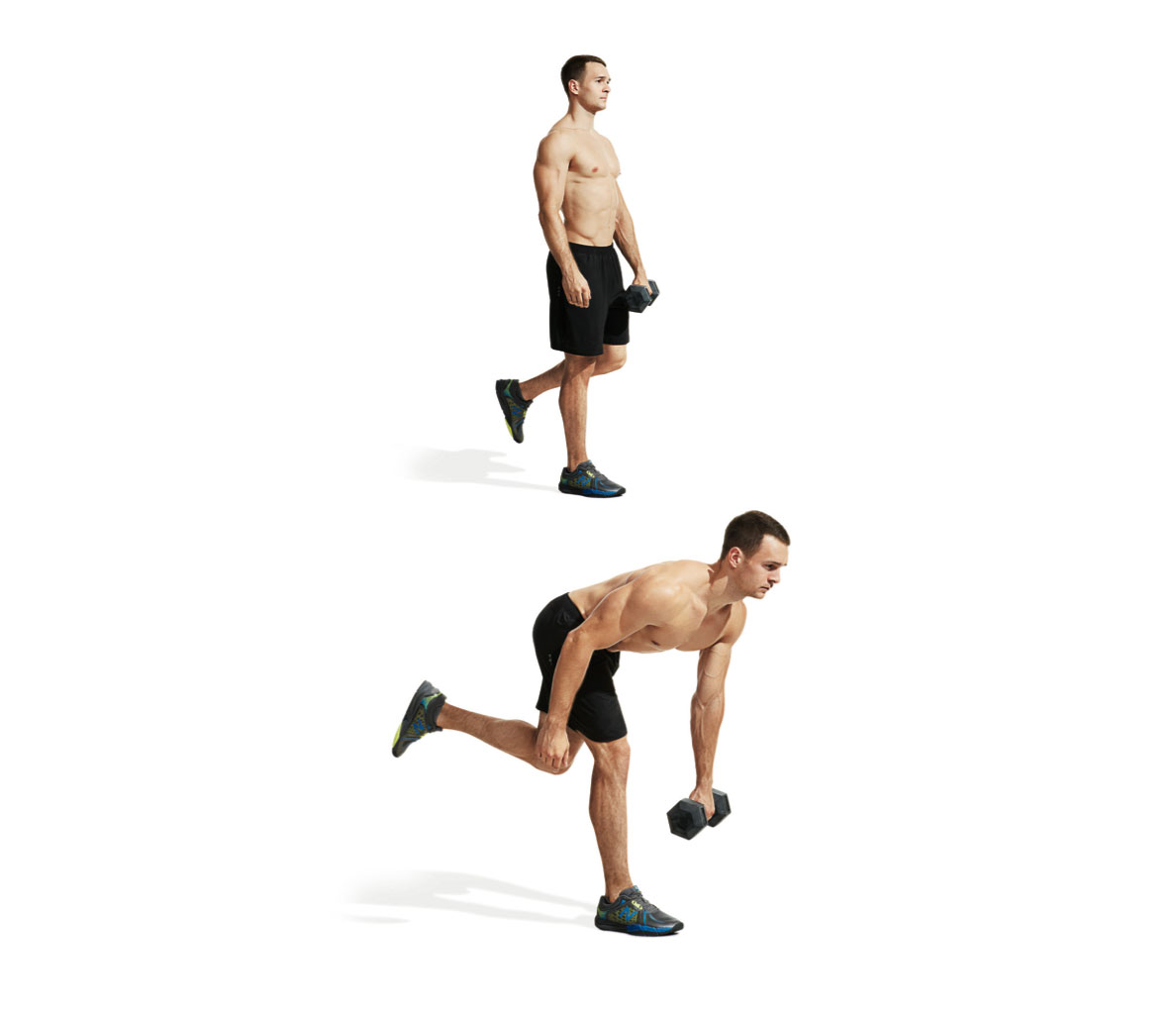 The Full Body Stability Workout