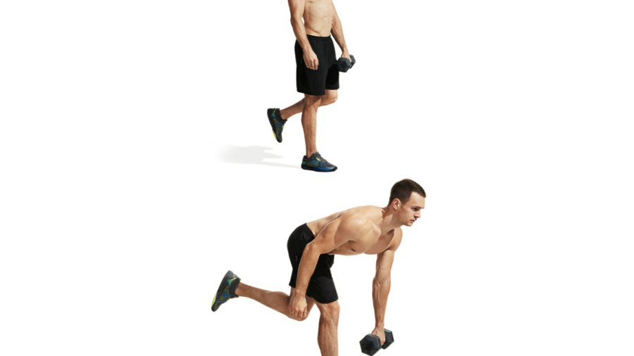 Stability training for core strength