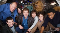 Han Solo 'Star Wars' Film Gets an Official Plot and a Joyously Fun Cast Photo