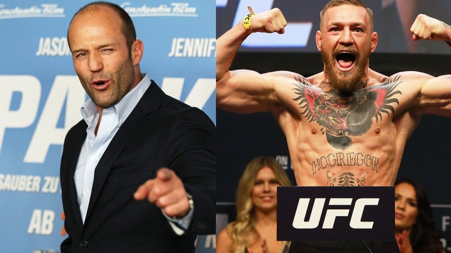 Guy Ritchie Says Conor McGregor Could Be The Next Jason Statham