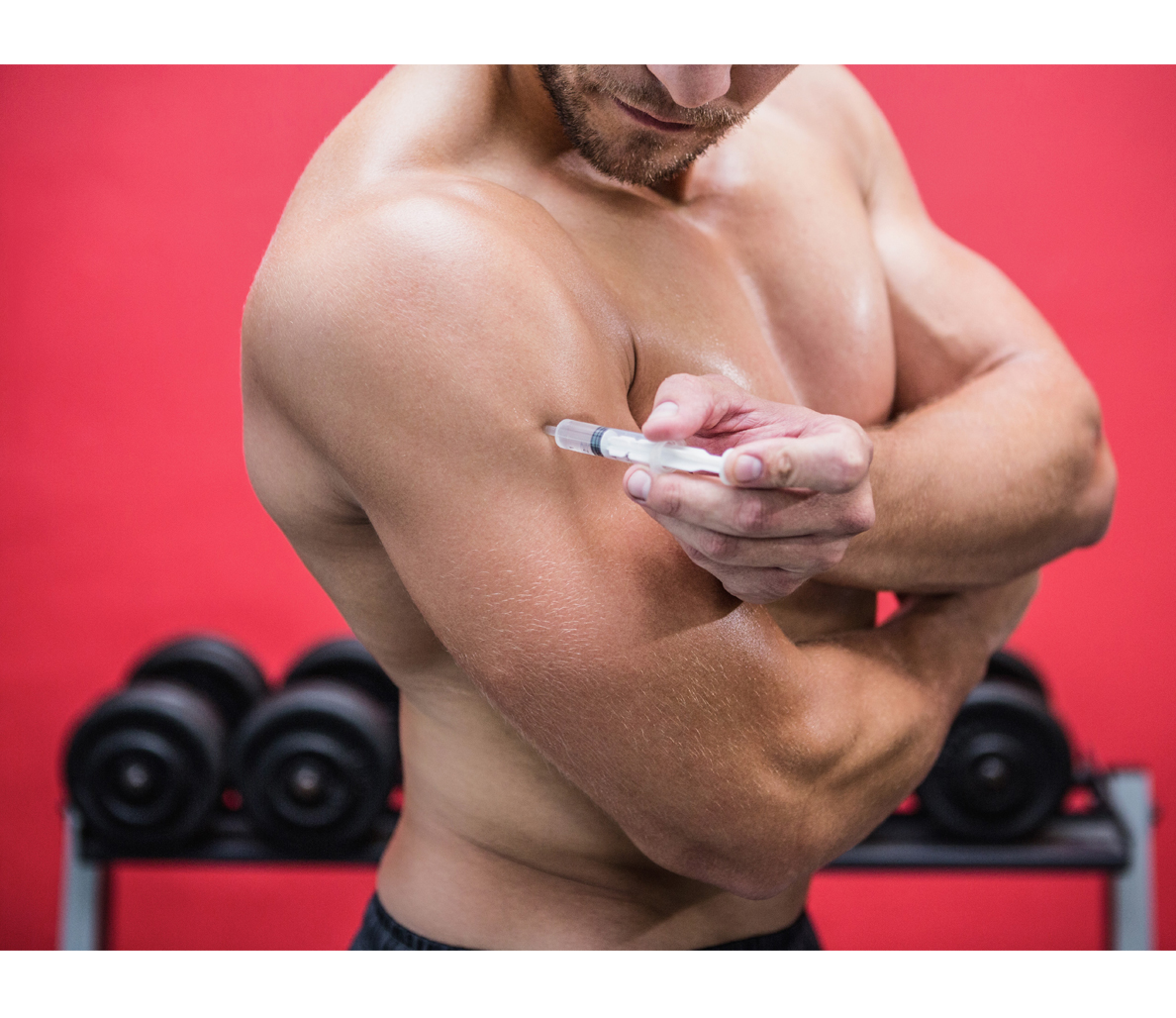 why do steroids shrink testicles