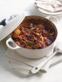 Beef and Sweet-Potato Stew