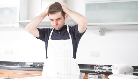 3 Most Common Cooking Mistakes Guys Make