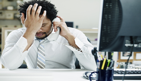 Is Stress Tripping You Up at Work?