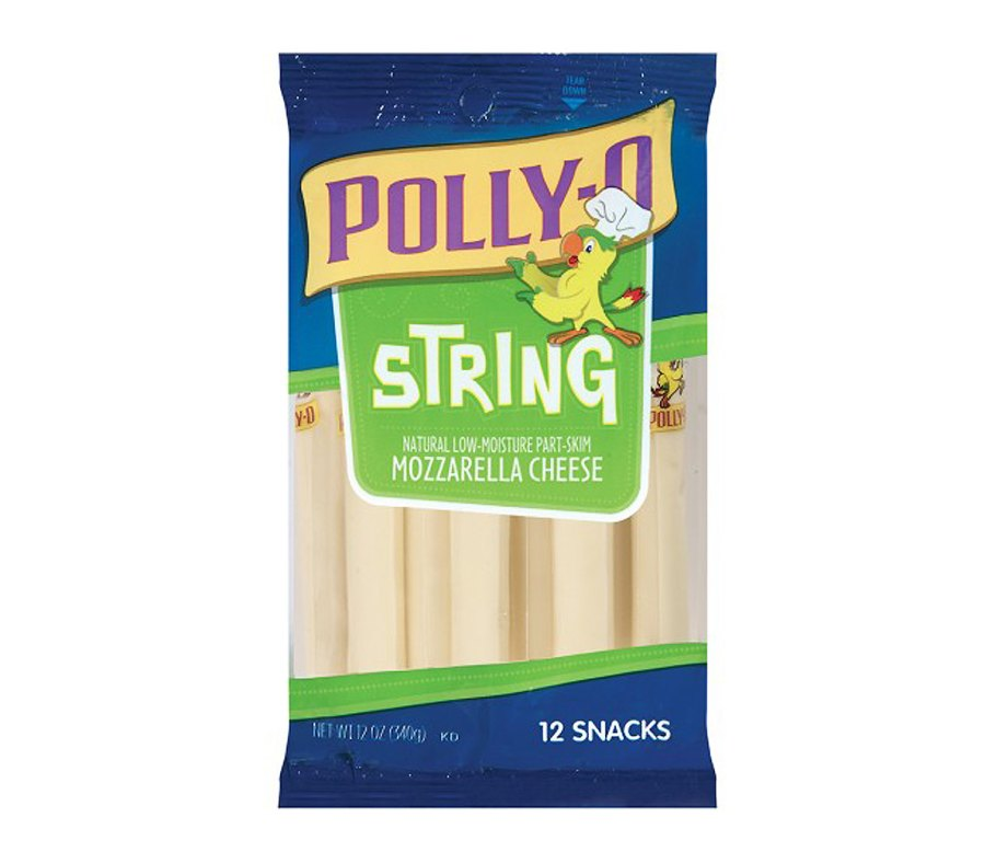 4. String cheese