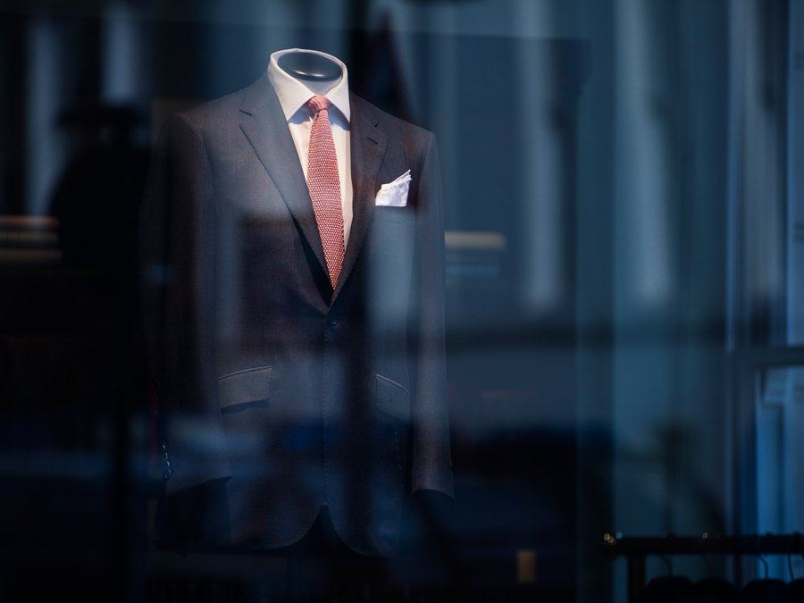 Window Shopping for Suits
