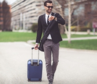 Best Carry-on Luggage for Men to Sport on Labor Day Weekend—and Beyond