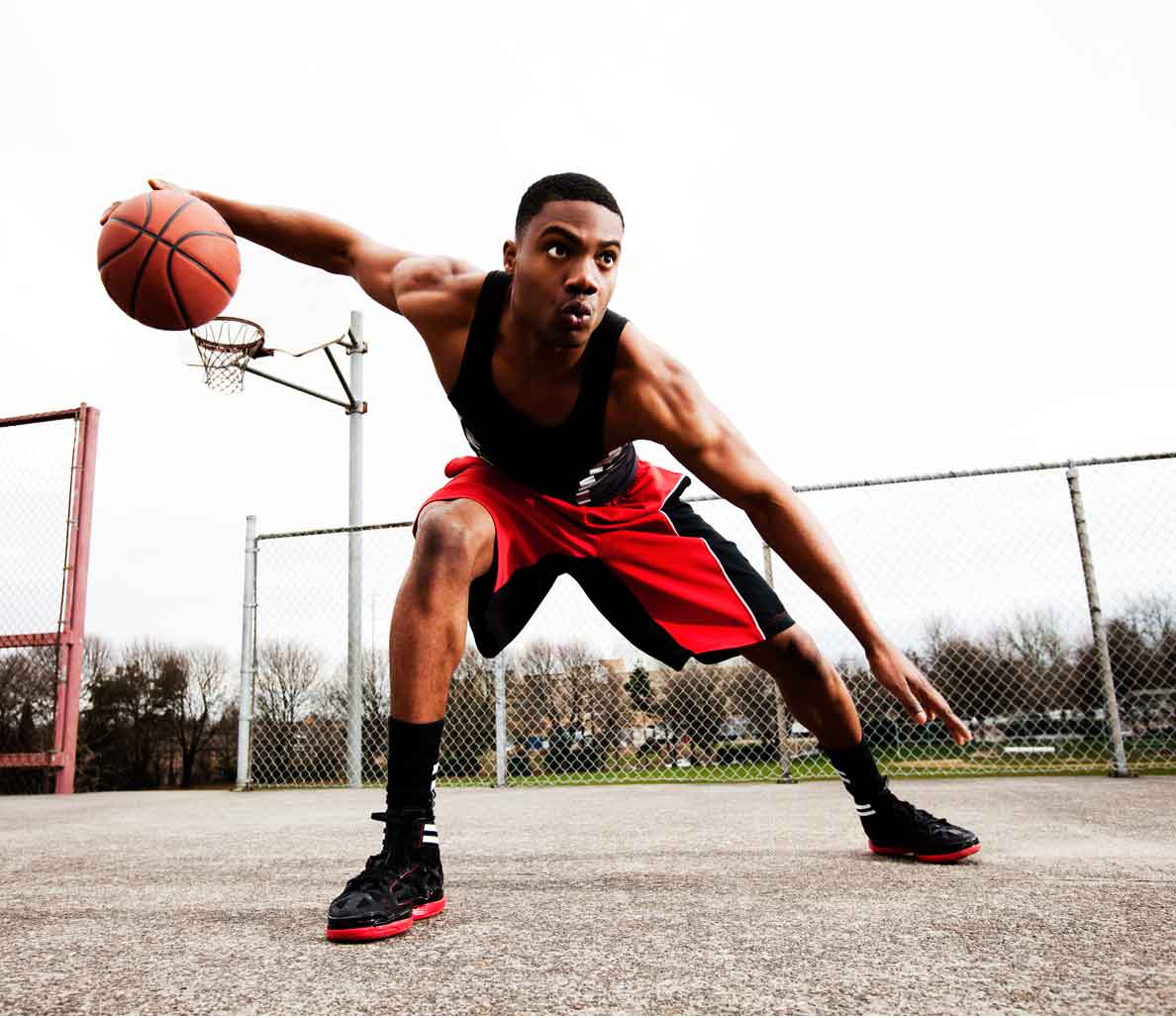 Spring Sports Guide: The Basketball Performance Workout