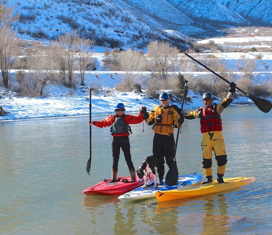 6. Test Your Luck SUPing in Colorado
