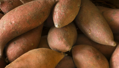 Fit Food: the Benefits of Sweet Potatoes
