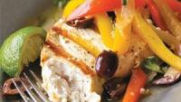 Swordfish With Peppers