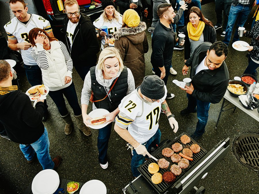 10 Char-Broiled, High-Protein Recipes Perfect For Your Next Tailgate